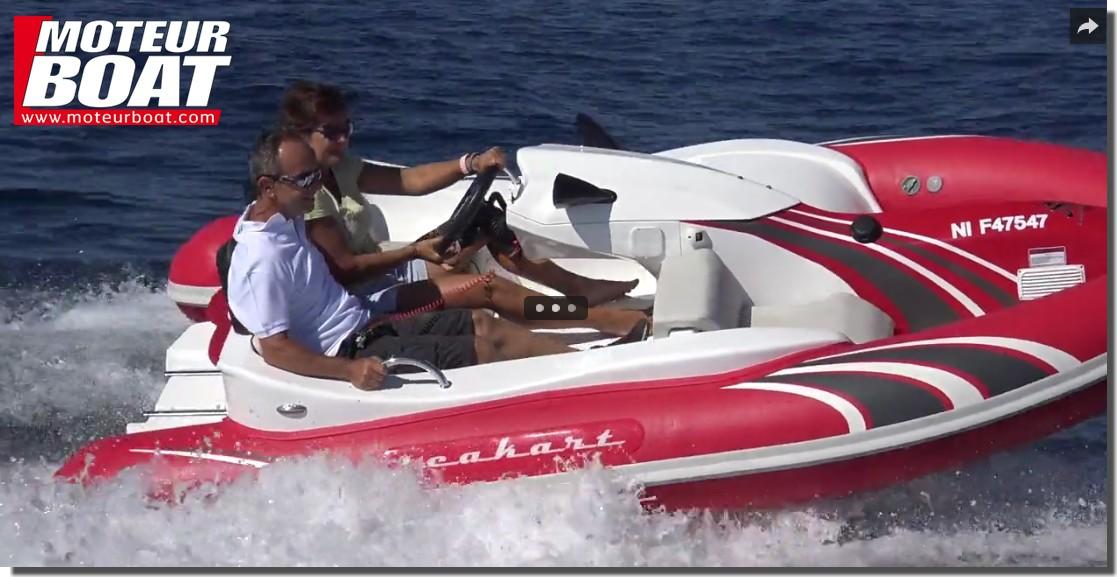seakart moteurboat cannes 2016